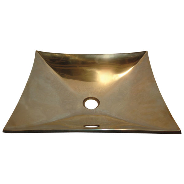 Cast Bronze Sink Antique Finish