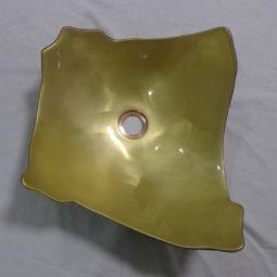 Broken Earthen Vessel Style Sink - Coppersmith Creations