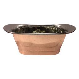 Copper Bathtub Alyona - Coppersmith Creations