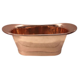Copper Bathtub Kaia - Coppersmith Creations