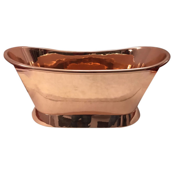 Copper Bathtub Perla - Coppersmith Creations