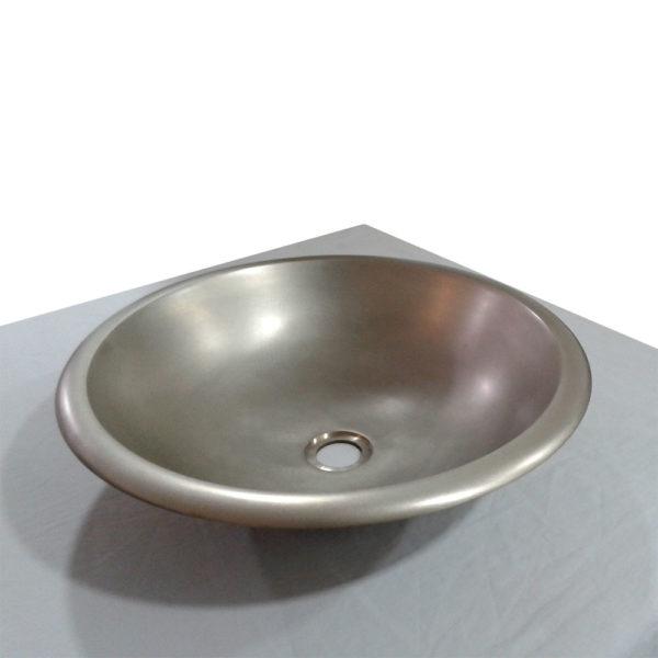 Cast Bronze Sink Agota - Coppersmith Creations
