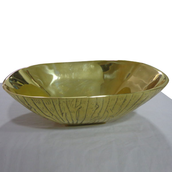 Cast Bronze Sink Angelo - Coppersmith Creations