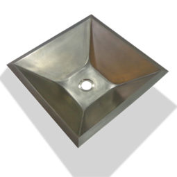 Cast Bronze Sink Ajax - Coppersmith Creations