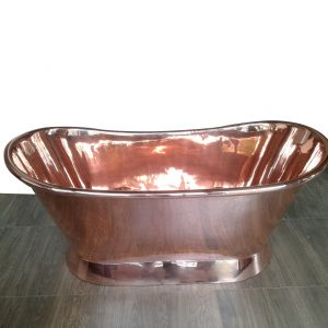 Copper Bathtub Perla